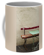 Cafeteria Coffee Mug by Margie Hurwich