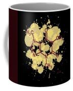 Caffeine Formula Digital Art Coffee Mug