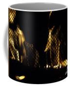 Caged Fire Coffee Mug