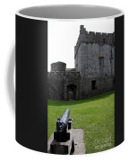 Cahir Castle Yard Coffee Mug
