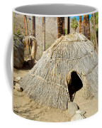 Cahuilla Indian Dwelling In Andreas Canyon In Indian Canyons-ca Coffee Mug