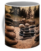 Cairn Whitefish Point Michigan Coffee Mug