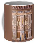 Cairo Interior Of The Mosque Coffee Mug
