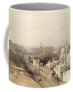 Cairo Looking West, From Egypt Coffee Mug