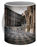 Calahorra Cathedral And Palace Coffee Mug