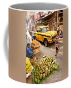 Calcutta - India Coffee Mug