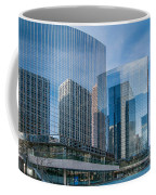 Calgary Glass Coffee Mug