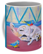 Calico And Friends Coffee Mug