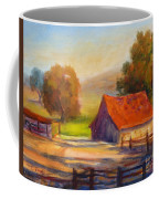 California Barn Coffee Mug