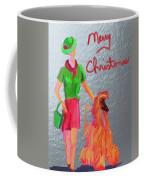 California Christmas Coffee Mug