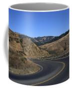 California Curve Coffee Mug