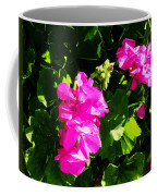 California Flowers Coffee Mug