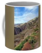California Hillside Coffee Mug