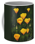 California Poppy Coffee Mug by Veikko Suikkanen