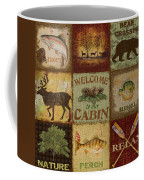 Call Of The Wilderness Coffee Mug by Jean Plout