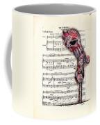 Call Up On Coffee Mug