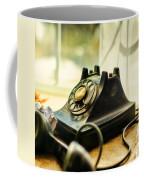 Call Waiting Coffee Mug