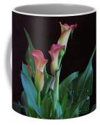 Calla Lilies 3 Coffee Mug
