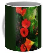 Calla Lilies Photo Art 03 Coffee Mug by Thomas Woolworth