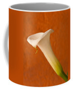 Calla Lily In Bloom Coffee Mug