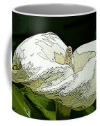 Calla Lily Sketch Coffee Mug