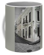 Calle De Luna Y Calle Del Cristo Coffee Mug
