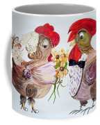 Calling All Chicken Lovers Say I Do Coffee Mug