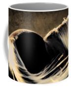 Calm Awareness 1 Vignette Coffee Mug