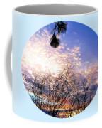 Calm December Sunset Coffee Mug