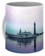 Calm On The Water Coffee Mug