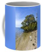 Calm Waters On The Gulf Coffee Mug