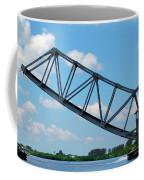 Caloosahatchee Train Draw Bridge Coffee Mug
