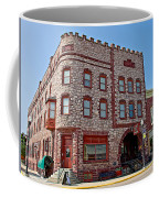 Calumet Hotel-1887 In Pipestone-minnesota  Coffee Mug