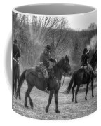 Calvary Charge Civil War Coffee Mug