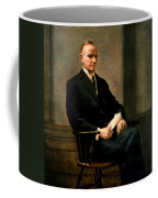 Calvin Coolidge Presidential Portrait Coffee Mug