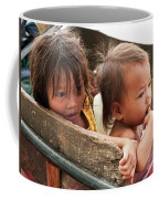 Cambodian Children 03 Coffee Mug