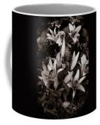 Cambodian Flower Arrangement Coffee Mug
