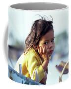 Cambodian Girl 01 Coffee Mug