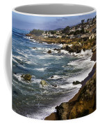 Cambria Coastline Coffee Mug