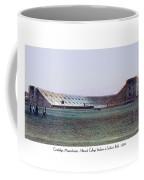 Cambridge Massachusetts - Harvard College Stadium At Soldiers Field - 1904 Coffee Mug