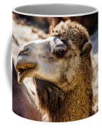 Camel Loose Lip Coffee Mug