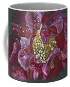 Camellia Rain Coffee Mug