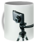 Camera On Tripod Coffee Mug