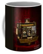 Camera - Polaroid  The Reporter Se Coffee Mug