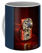 Camera - Vintage Brownie Starflash Coffee Mug