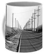 Cameron Prairie Road Coffee Mug