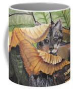 Camo Cat Coffee Mug