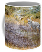 Camo Coyote Coffee Mug