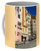 Camogli - Homes And Promenade Coffee Mug