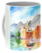 Camogli In Italy 11 Coffee Mug